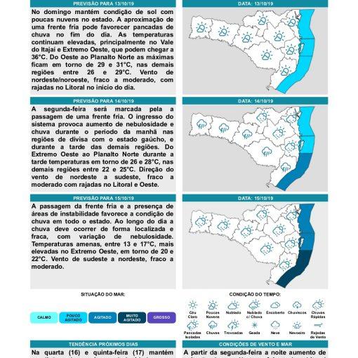 Boletim Meteorológico DC-SC - 2019.10.13 - DIÁRIO_page-0001.jpg