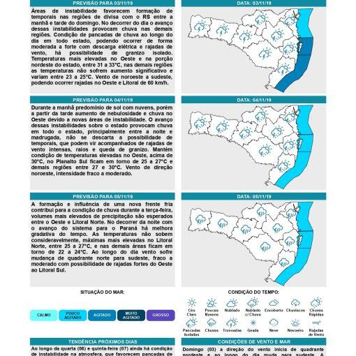 Boletim Meteorológico DC-SC - 2019.11.03 - DIÁRIO_page-0001.jpg